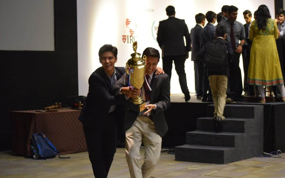 The All-American 4 Point Approach to Model UN Awards