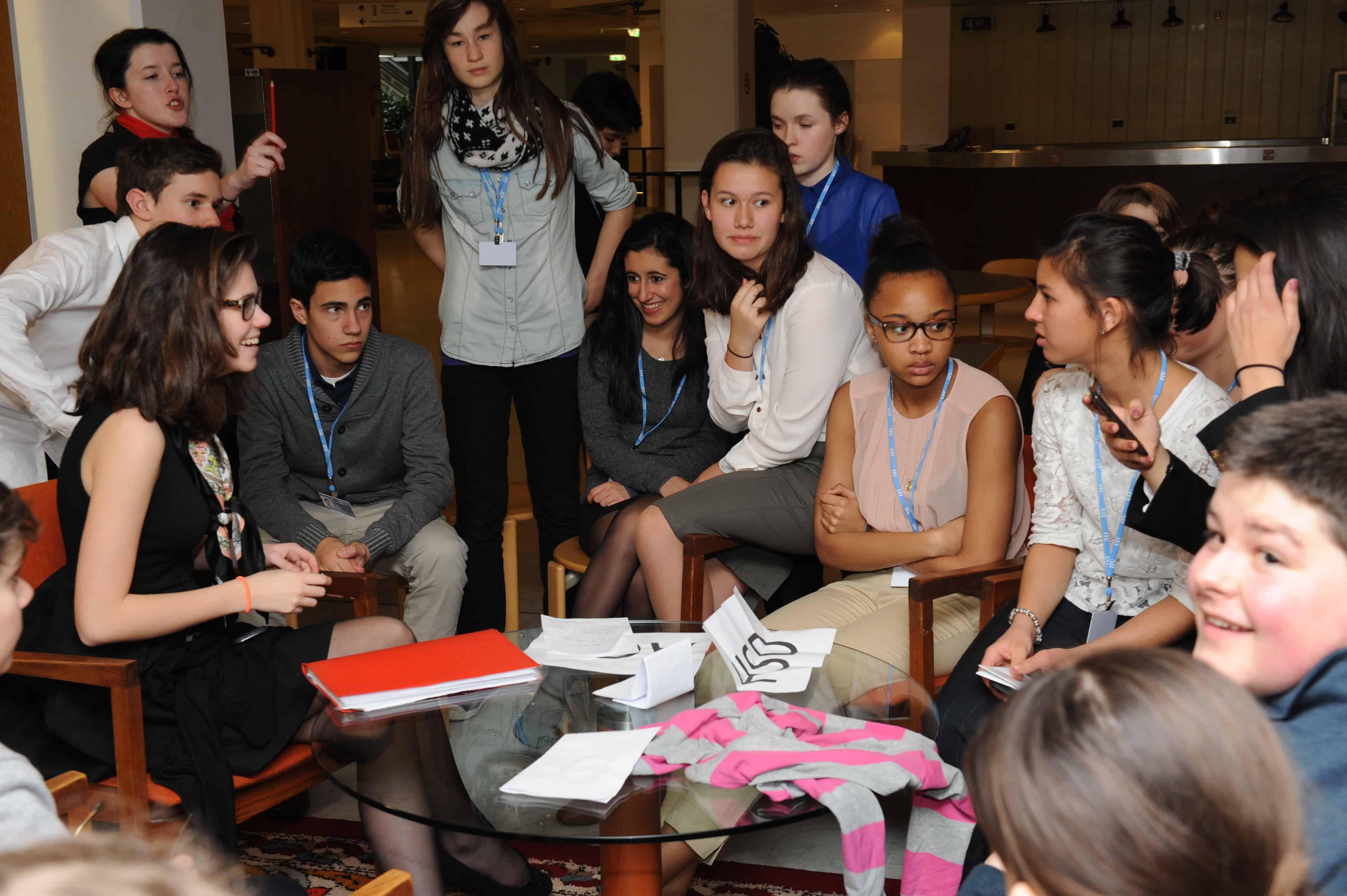 Writing a Model UN Resolution