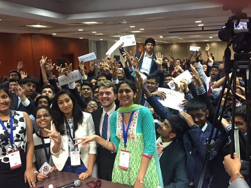 Will Model UN Survive COVID19? Here are the Chances