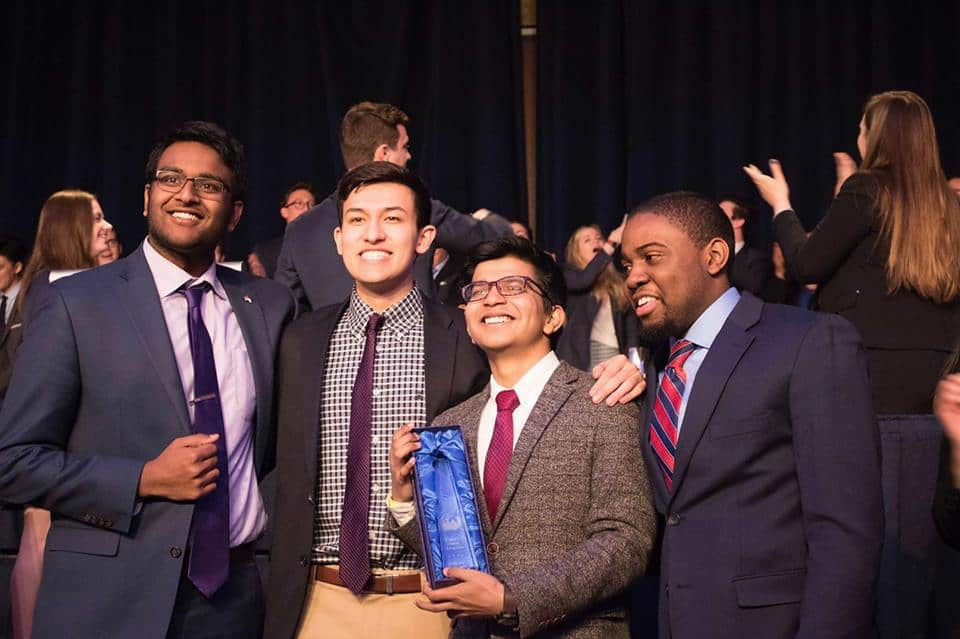 Three Takeaways from NAIMUN LIV Awards