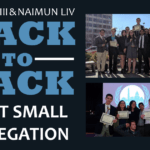 All-American MUN Wins Second Straight Best Small Delegation at NAIMUN LIV