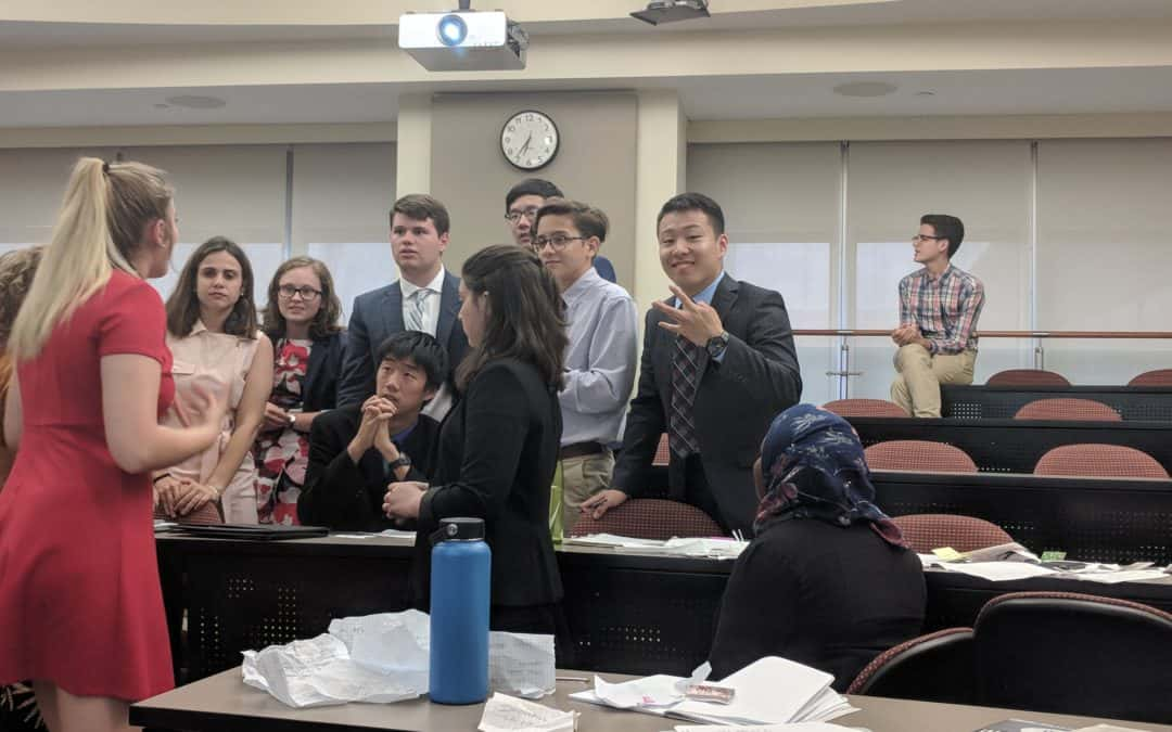 4 Ways to Reinvent Your Model UN Speaking Style