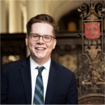 Benjamin Schafer's Journey from China to Cambridge