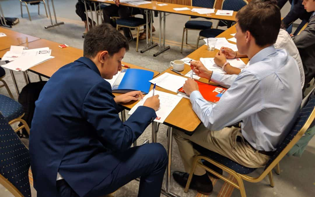 Understanding Rhetorical Differences Between Model UN and Debate