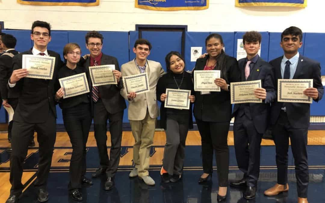 These 3 Conferences are Shaking Up Long Island Model UN