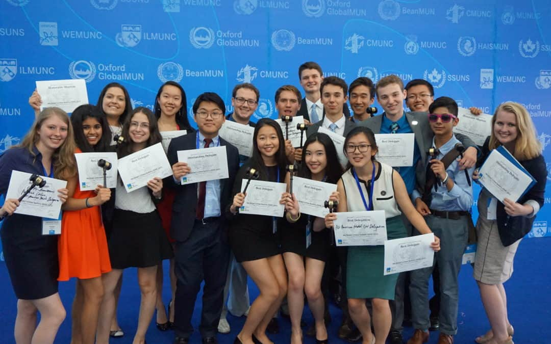 How to Transition from Domestic to International Model UN