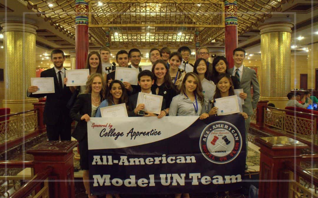 How to Write a Model UN Background Guide