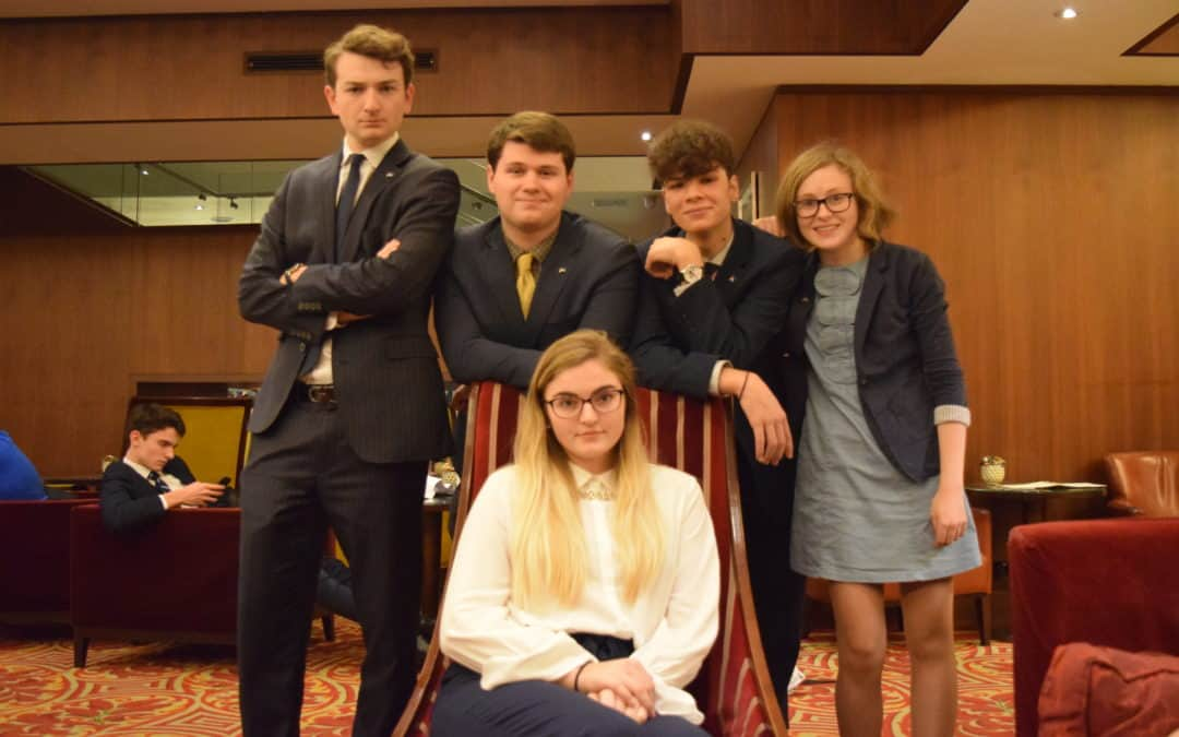 A Return to In-Person Model United Nations