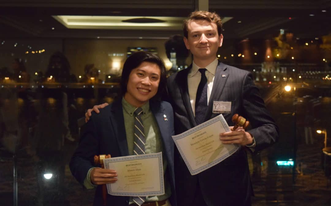 Ways That Model UN Club Leaders Can Mentor Novice Delegates