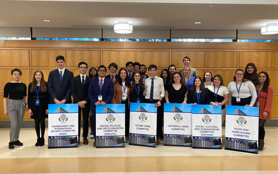 A Regional Trendsetter On The Rise: Interview with Hofstra University Model UN Secretariat