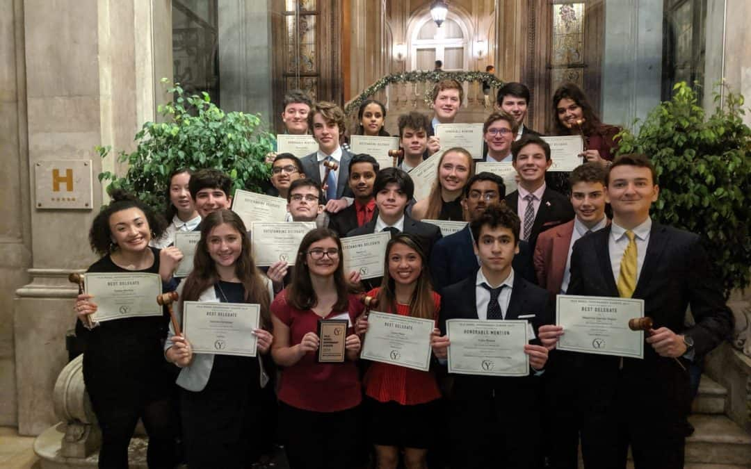 QUIZ: Check these Boxes and We'll Tell You if You Should Apply for the All-American Model UN Team