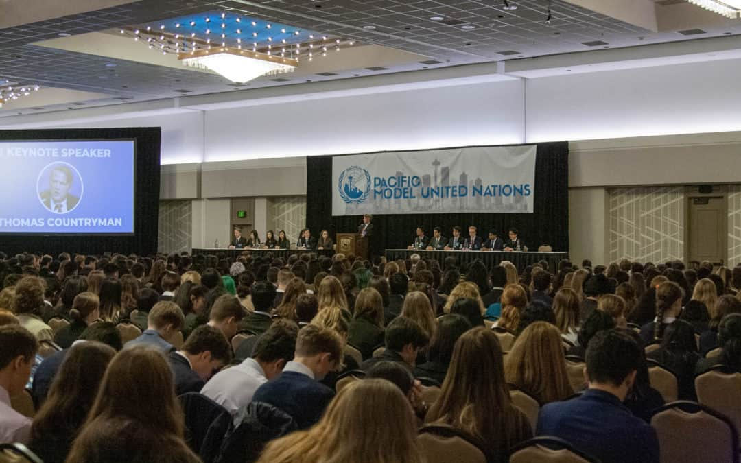 PACMUN Paves The Way for Model UN in the Pacific Northwest: Interview with 2020 Sec-Gen